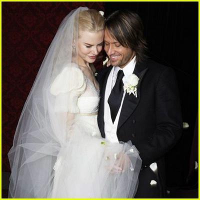 Nicole kidman wedding photo robbins brothers engagement rings