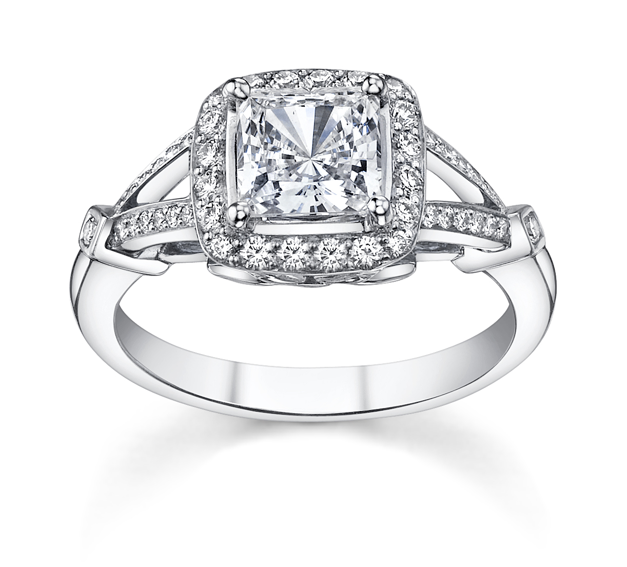 bridget diamond engagement ring at robbins brothers