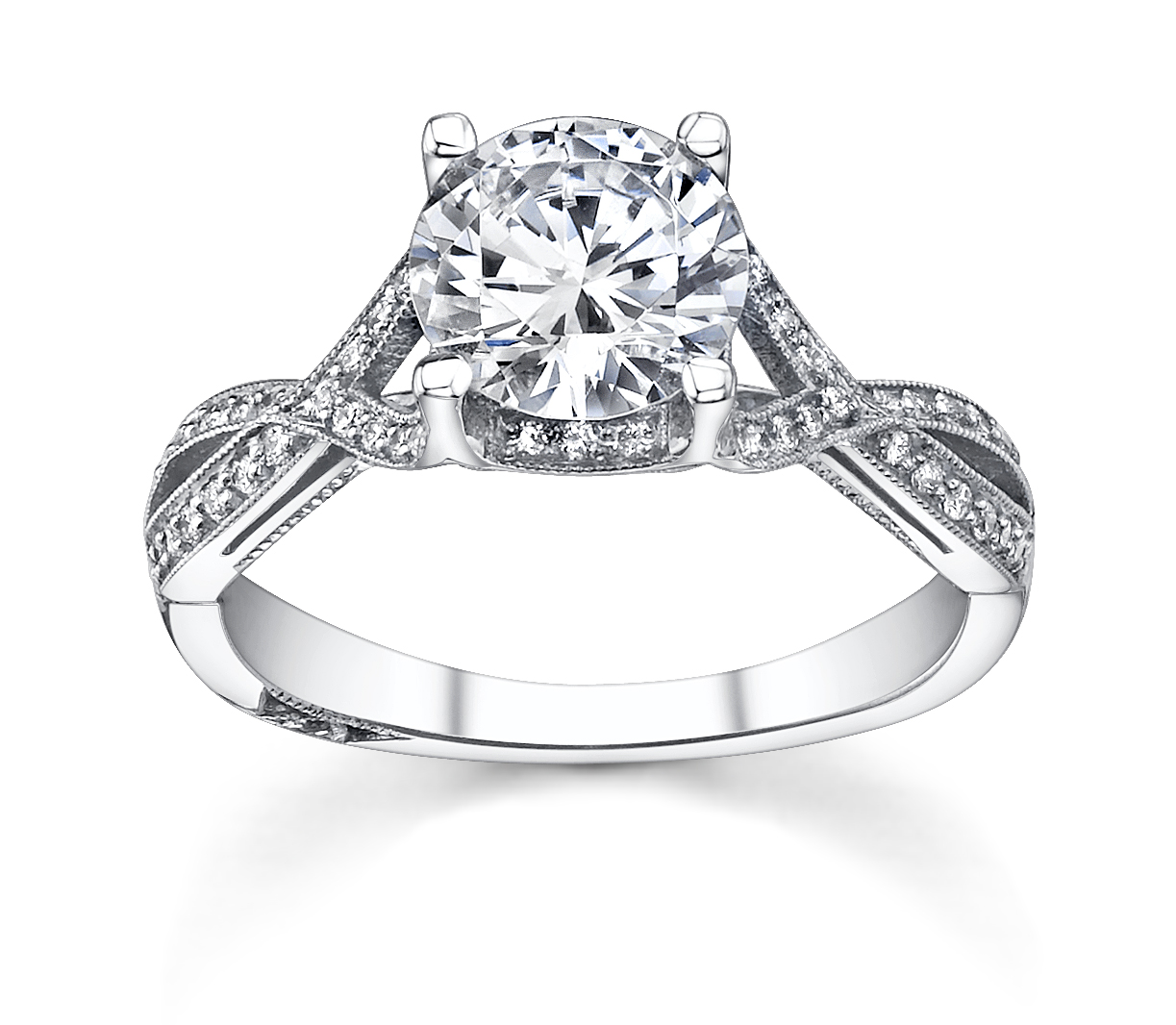 engagement setmain band platinum rings ring style with french pav in trap ct pave p diamond
