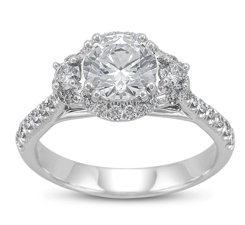 Robbins Brothers Engagement Rings: Robbins Brothers Engagement Ring Of The Day