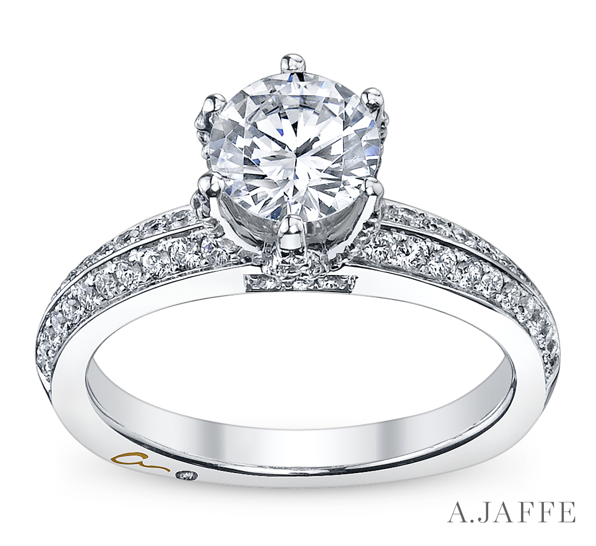 Engagement Ring of the Day–A. Jaffe