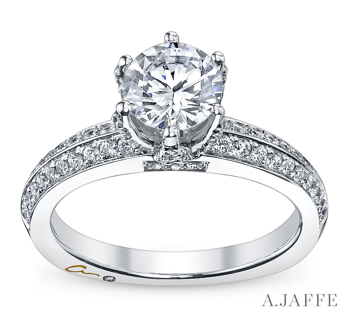 A Jaffe Engagement