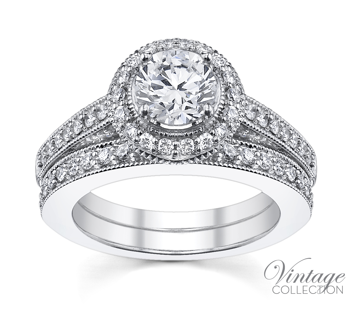 Classic Wedding Rings: Robbins Brothers Engagement Rings