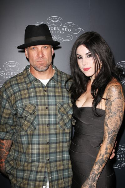 An Engagement for Jesse James and Kat Von D | Robbins Brothers ...