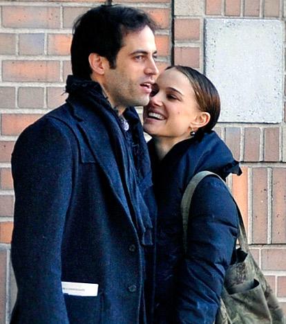 natalie portman dating benjamin. Natalie Portman amp; Fiance