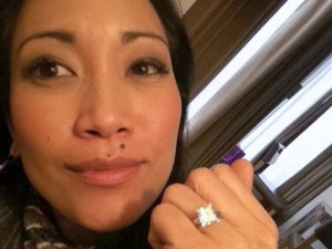 Carrie Ann Inaba Wedding.Congrats To Newly Engaged Fly Girl Carrie Ann Inaba Robbins