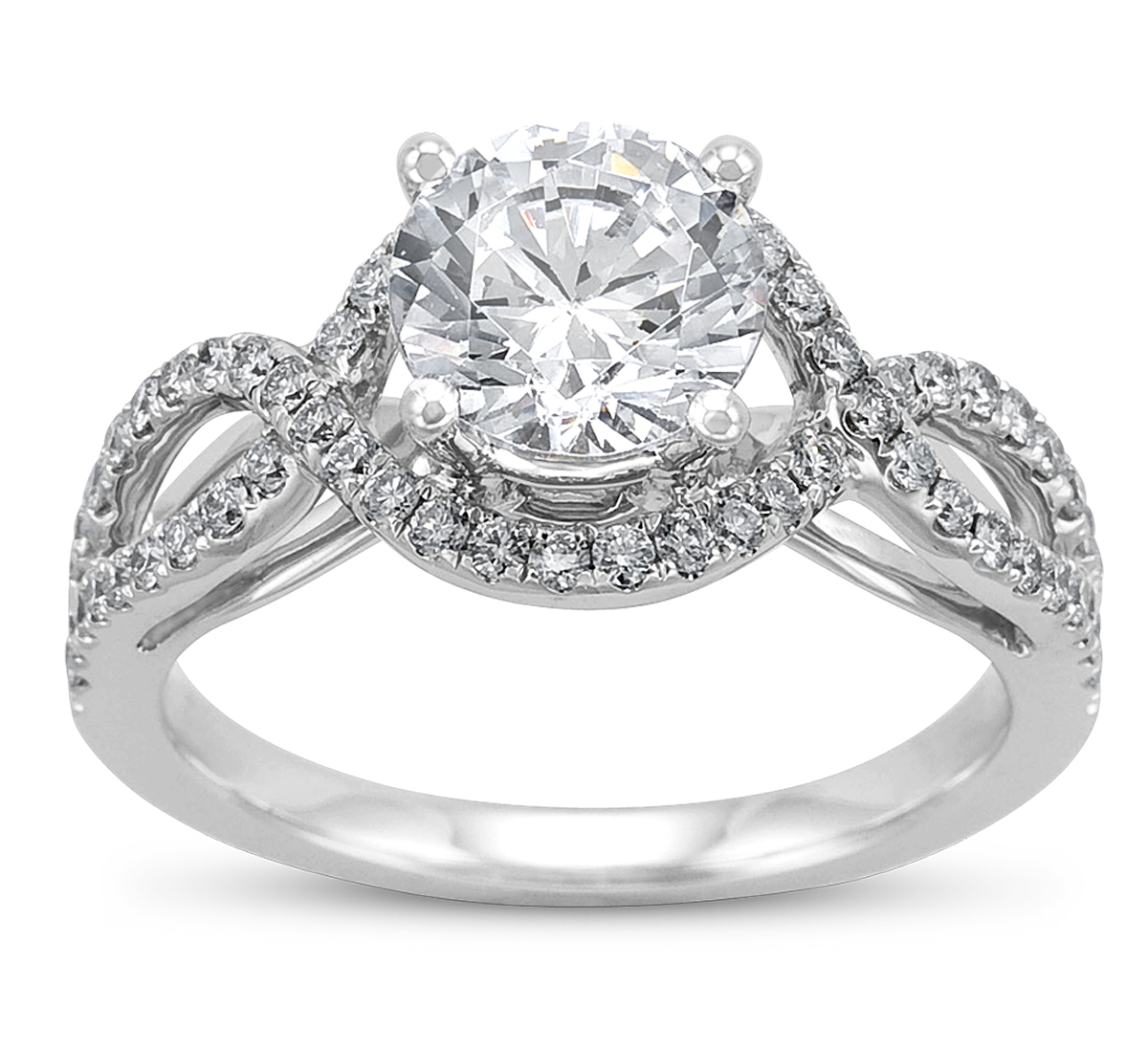 robbins brothers celebrity engagement ring sku 0374153 - Million Dollar Wedding Ring